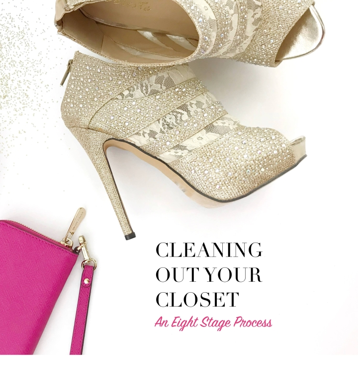 Cleaning Out Your Closet – the Eight Stage Process